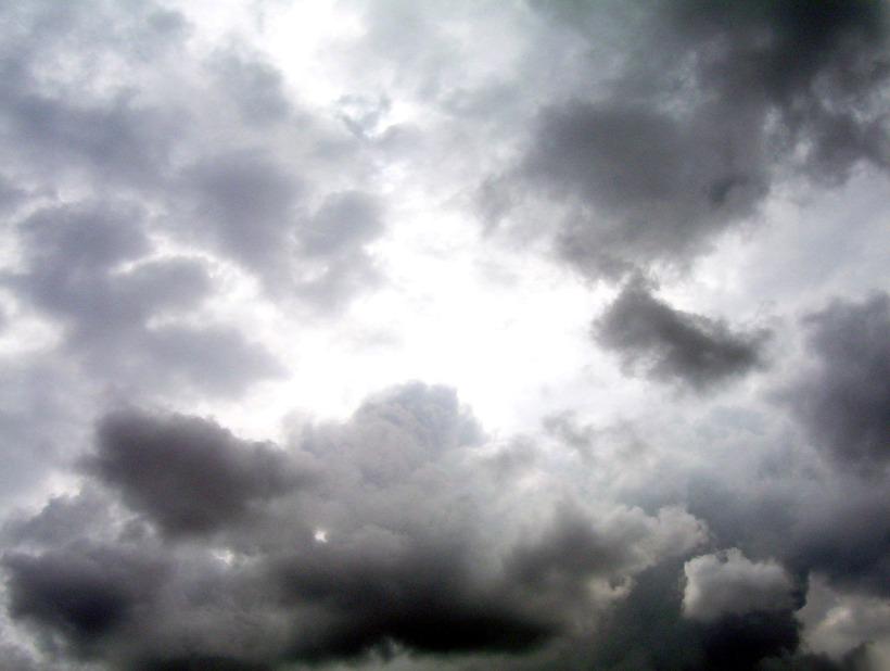 Dark Clouds by David Wagner